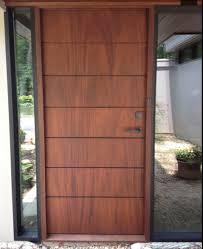 natural wood front door design home pinterest entrance doors