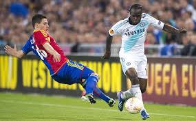 Pertandingan Basel vs Chelsea