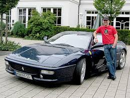 Ferrari mieten - Ferrari Fotos - Thomas Meyer - 206