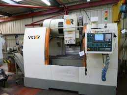 victor v center 102 vertical machining centre with fanuc series