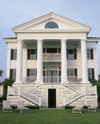 american villa classic wood facade brick поиск в google