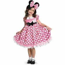Kids Halloween Costumes Usa Minnie Mouse Halloween Costumes