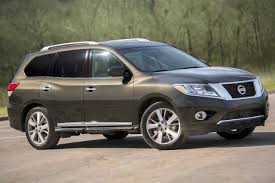 nissan pathfinder rear bumper used 2014 nissan pathfinder suv pricing for sale edmunds