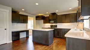 Cabinets For The Kitchen Should You Stain Or Paint Your Kitchen Cabinets For A Change In