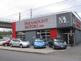 nissan leaf used car paramount motors nw seattle wa electric vehicle lease returns