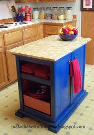 Inexpensive Kitchen Island 15 Gorgeous Diy Kitchen Islands For Every Budget