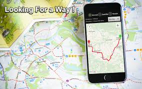 Mapping A Route by Gps Map Route Planner Android Apps On Google Play