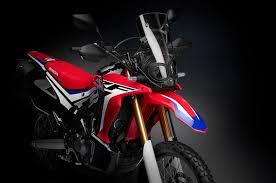 milan show honda u0027s bold new crf250 rally mcn