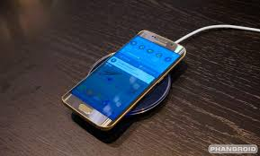 here u0027s how wireless charging on the samsung galaxy s6 and s6 edge