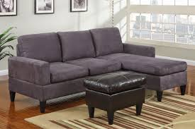 Grey Sofa And Loveseat Set Furniture Comfortable Gray Microfiber Couch For Elegant Living