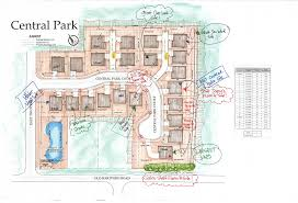 Central Park Floor Plan by Central Park Plat Now Available Online Jagoe Homes