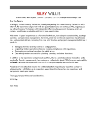 Best Job Sites To Post Resume by Best Agriculture U0026 Environment Cover Letter Samples Livecareer