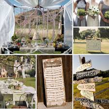 Shabby Chic Wedding Reception Ideas by 192 Best Outdoor Wedding Receptions Images On Pinterest Wedding