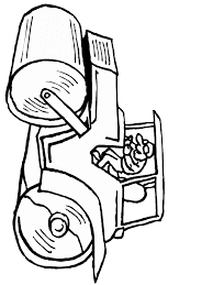 coloring pages of tools kids n fun co uk 15 coloring pages of excavators