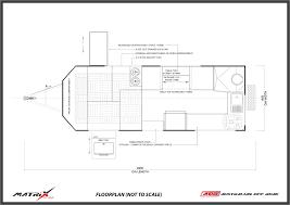Caravan Floor Plan Layouts Matrix