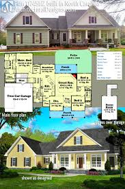 plan 11745hz classic country style home plan architectural