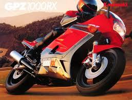 kawasaki gpz 1000 rx zx1000 a1 1986 anti dive motorcycle forks