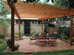 Simple Covered Patio Designs by Top 20 Pergola Designs Plus Their Costs Diy Home Improvement
