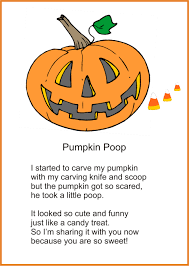 Printable Halloween Tracts printable pumpkin poem for halloween poem candy corn and
