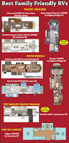 Fifth Wheel Bunkhouse Floor Plans Best Family Friendly Rvs Of 2016 U2013 Welcome To The General Rv Blog