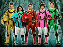 Power Rangers Forta Mistica - Episodul 1