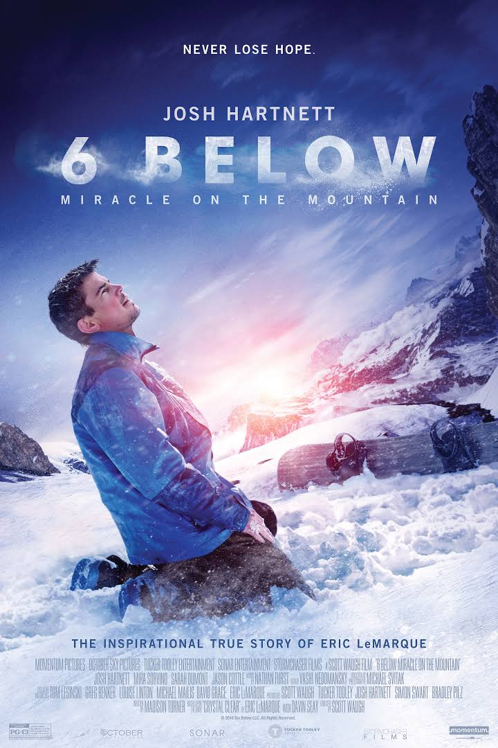 6 Below: Miracle on the Mountain-6 Below: Miracle on the Mountain