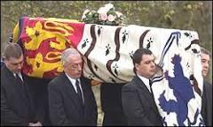 Anunciada a data do funeral da rainha-mãe | BBC Brasil | BBC ...