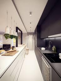 creative sleek kitchen interior design ideas