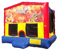 halloween bounce house happy halloween