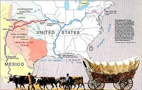 Show Me A Map Of The Middle East by Santa Fe Trail Wikipedia