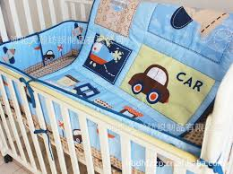 aliexpress com buy promotion 3pcs car baby crib bedding set bed