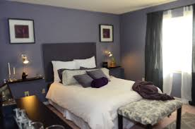 New Wall Design by Prepossessing 70 Purple Bedroom Paint Color Ideas Design Ideas Of