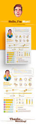 Resume Profile Section Examples by Use Of Colour At The Top Of The Section To Highlight The Profile