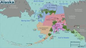 Canada On The Map by Alaska On The Map Afputra Com