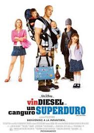 Un Canguro Superduro (The Pacifier)