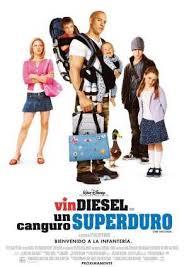 Un Canguro Superduro (The Pacifier)
