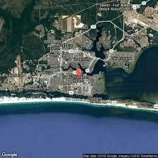 Destin Florida Map by Fort Walton Beach Florida Rv Parks Getaway Tips