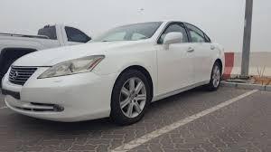 lexus cars uae price lexus es350 v6 2007 gcc spec full option price 25000 u2013 kargal uae