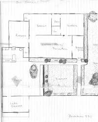 Plans Design by Bedroom Designs Wide Modern Style Two Bedroom House Plans Design
