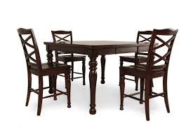 ashley porter five piece pub set mathis brothers furniture