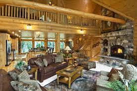 log home interiors log cabin interior design ideas decorating for