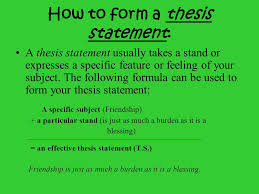 help for thesis statement Amazon com How to Write a Thesis Statement for a Literary Analysis Essay   YouTube