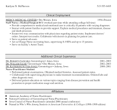 Examples Of Summaries On Resumes by Nurse Practitioner Resume Nurse Practitioner Resume Sample