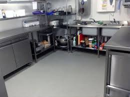 Commercial Kitchen Flooring Options by Commercial Kitchen Floors Uk Industrial Flooring