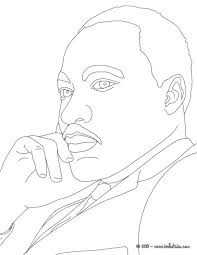 martin luther king coloring pages hellokids com