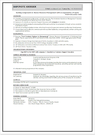 Resume Headline Examples by Enchanting Resume Headline For Mba Freshers 50 For Example Of