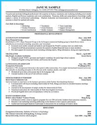 Recent College Graduate Resume Template How To Write Resume University Student
