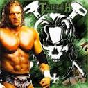 triple h king of kings logo