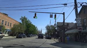 driving by german village in columbus ohio youtube