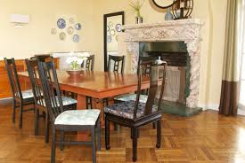 Craftsman Style Dining Room Furniture Ikea Dining Chairs All Grown Up U2013 Craftsman And Regency Makeovers